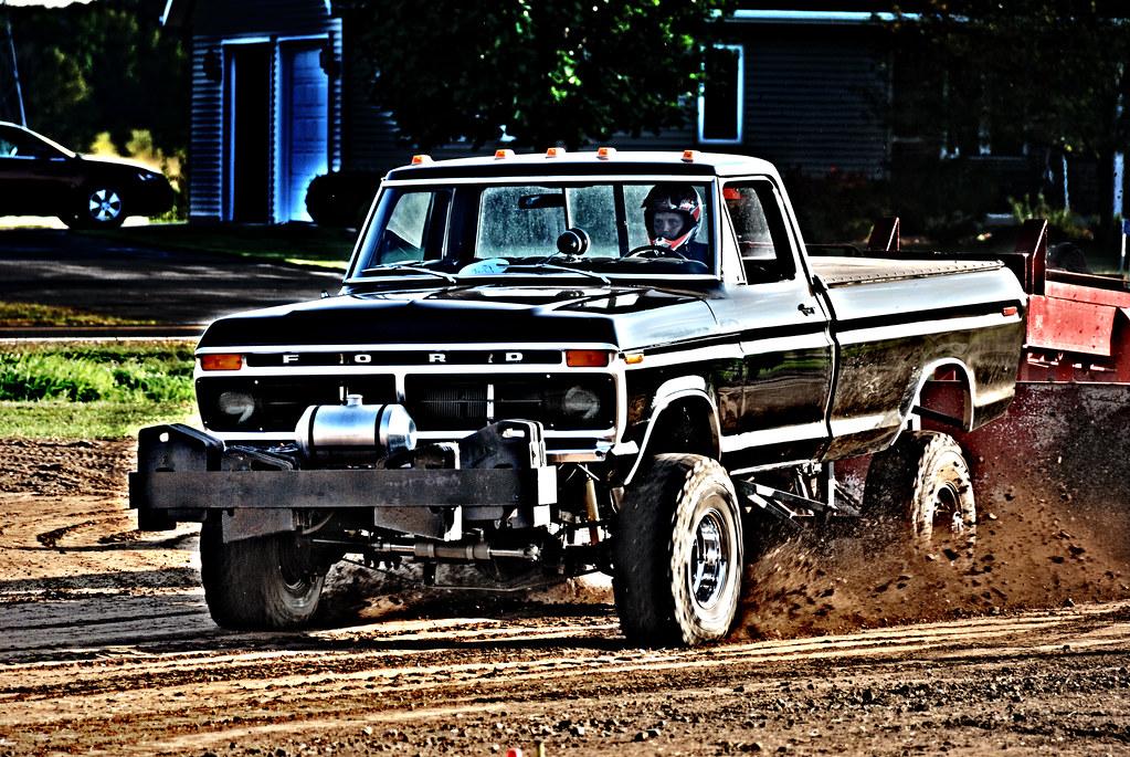Inside Tractor Pulling : Truck pull dsc dave flickr
