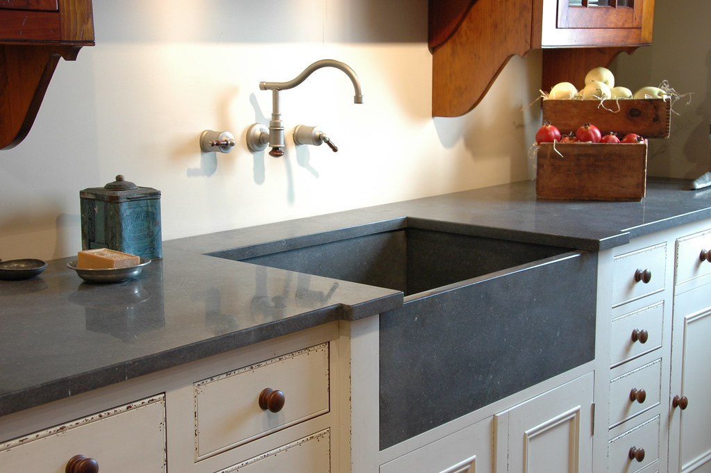 Dalia Kitchen Design Boston Design Center Farmhouse Sink Flickr