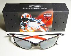 Oakley ducati juliet x-metal sunglasses | ebay.