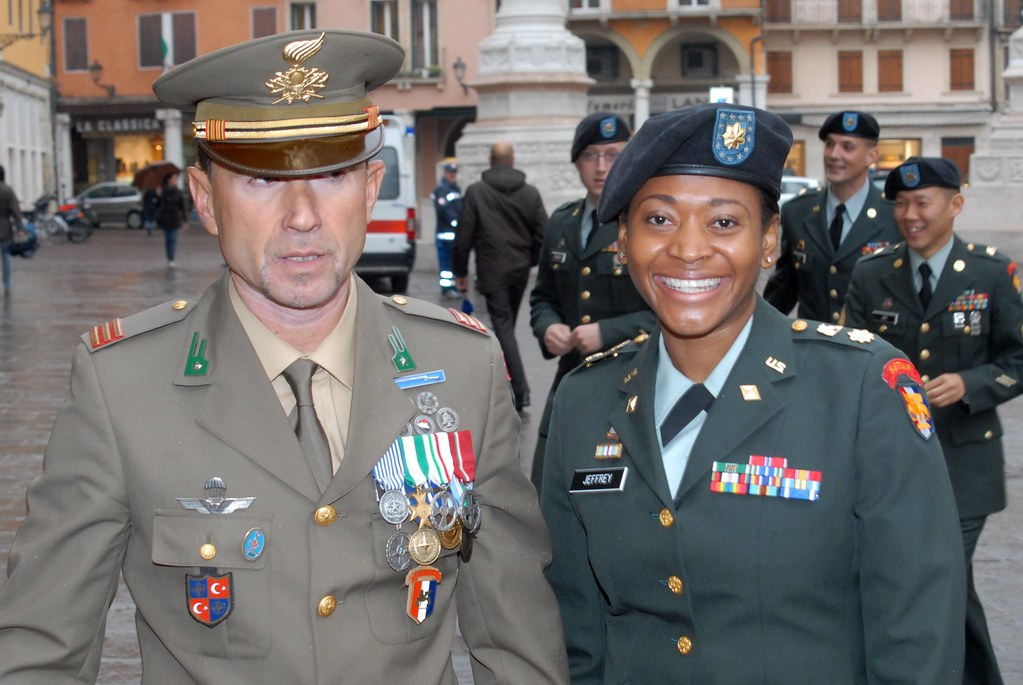 2009 Military Pay Chart: Italian Armed Forces Day Commemoration - 4 November 2009 -u2026 | Flickr,Chart
