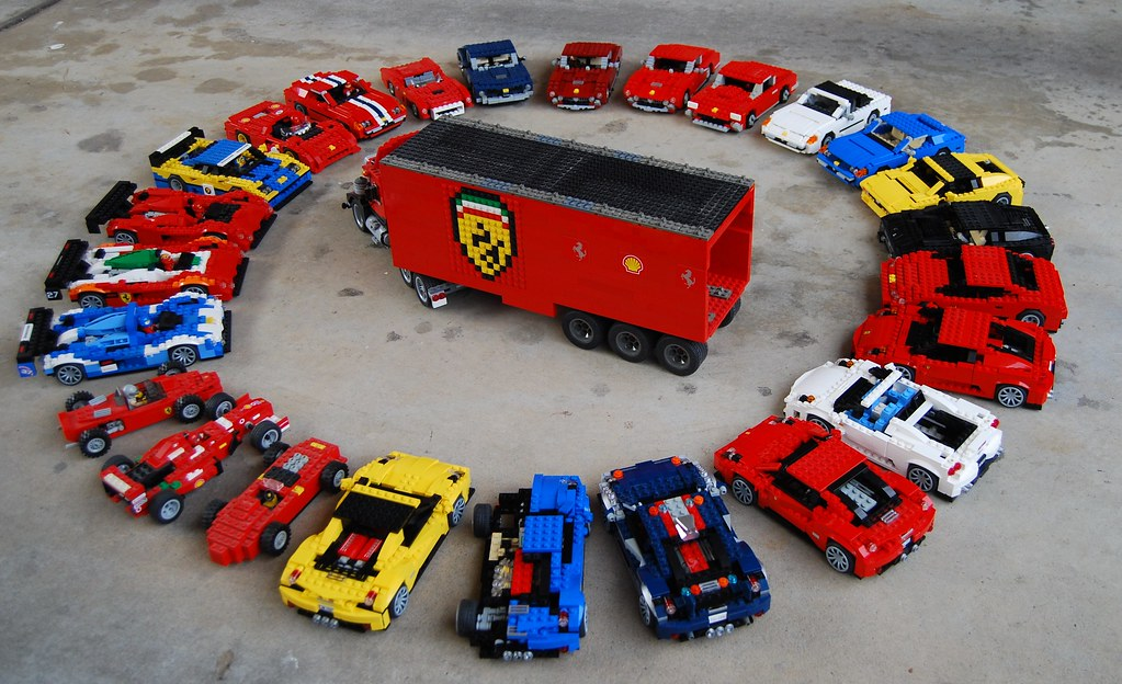 Ferrari Group Shot 20091110 Lugnuts Time For Another