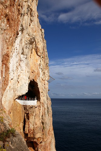 Cave in a Cliff | by Simon Scullion
