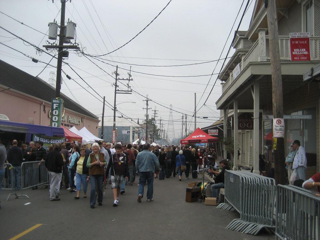 Food On Oak Street New Orleans