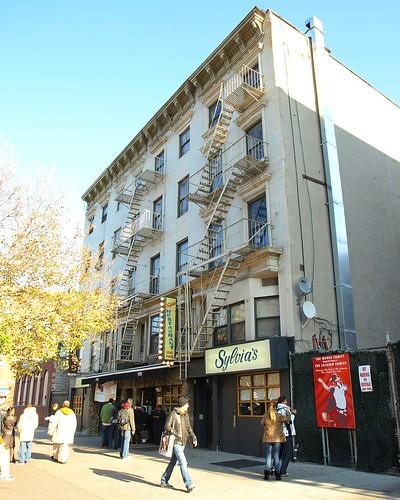 Sylvia S Restaurant Harlem New York