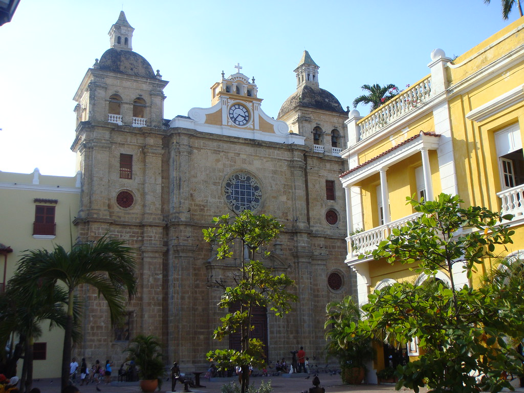 Image result for cartagena old town
