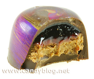 William Dean Chocolatier - Peanut Butter & Jelly | by cybele-