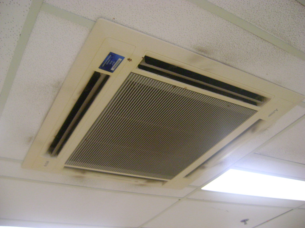 Mitsubishi Electric Mr Slim Ceiling Cassette By Fedders4