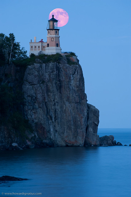 Split Rock Lighthouse Mn Usa Split Rock Lighthouse Is