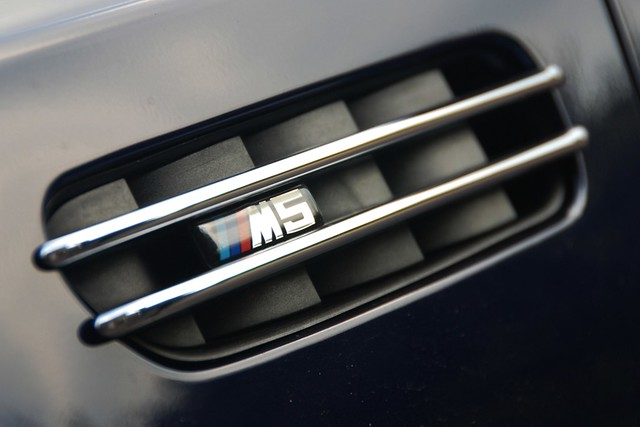 Bmw M5 Logo Thomas Van Rooij Flickr