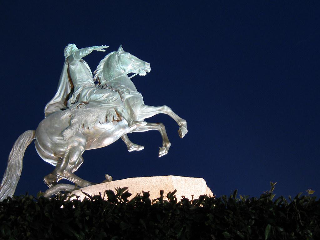 the bronze horseman free ebook
