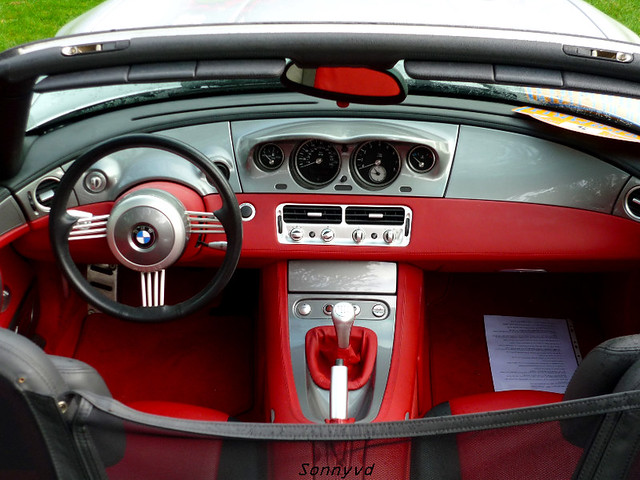 Bmw Z8 Interior Sonny Flickr