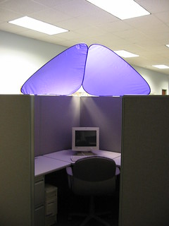 CubeShield   Cubicle Roof | By Garyhoke ...