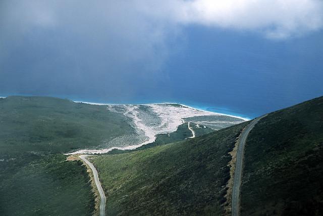 Albania Beaches Dhermi Dhermi Albania View