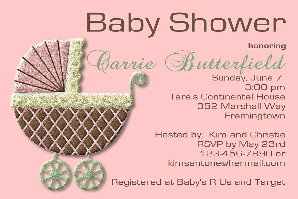 C82,Custom,personalized,baby,shower,invitations,invites,p… | Flickr
