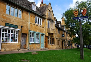 downtown chipping campden, cotswolds | by hopemeng