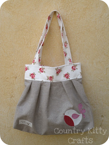 birdie bag - laura ashley fabric | by countrykitty