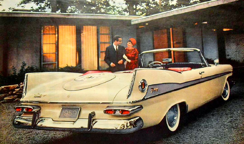 1959 PLYMOUTH vintage automobile 1950s car vintage adverti… | Flickr