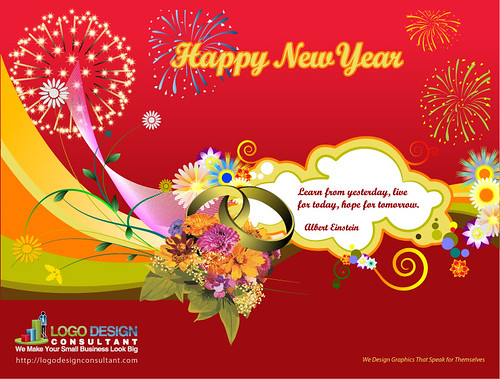 Free happy new year greeting e card 3 free e cards for new flickr free happy new year greeting e card 3 by logo design consultant m4hsunfo