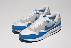 Nike Air Max 1 Blue | by edtrigger