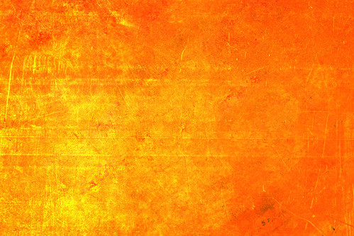 Orange Metal Abstract | by ImageAbstraction