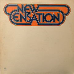 NEW CENSATION:NEW CENSATION(JACKET A)