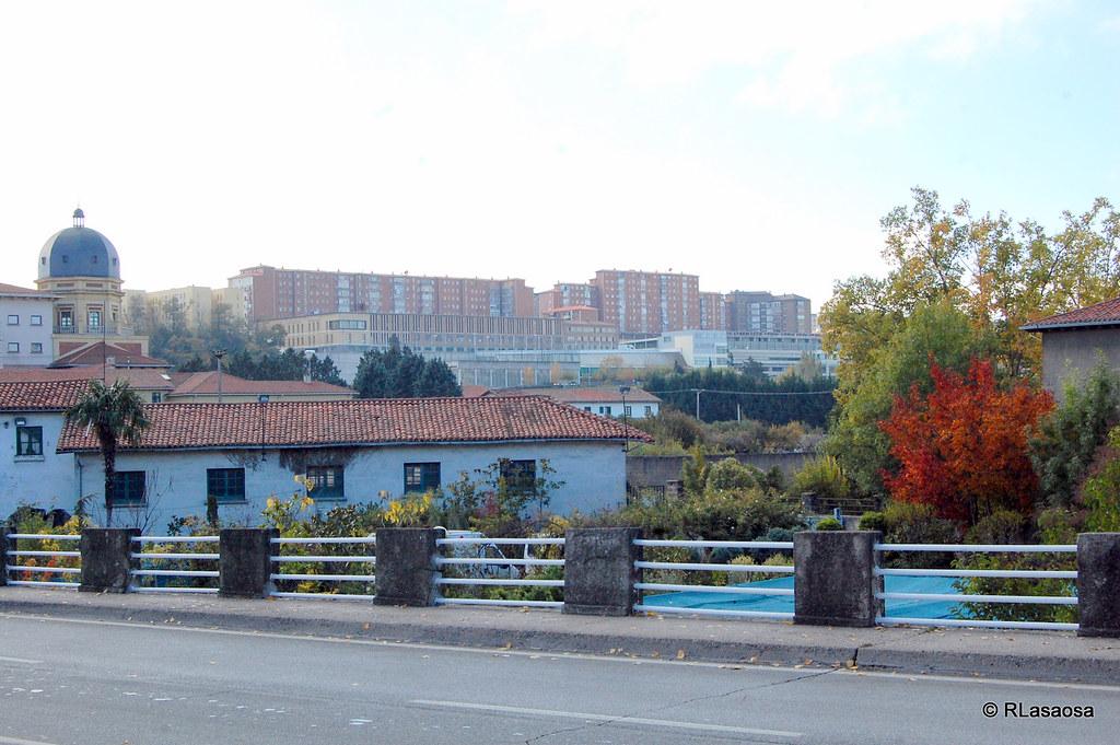 Pamplona oblatas y san juan un paseo por pamplona en for Piscinas san juan pamplona