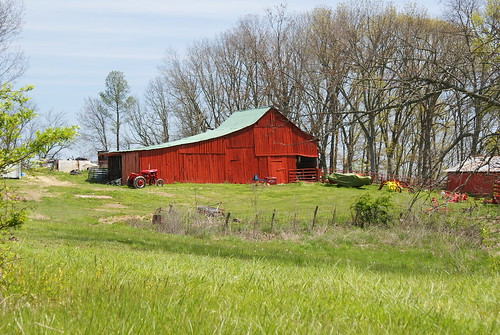 RED BARN | by SHUTTERBUG1961