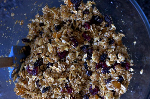 granola mix | by smitten kitchen