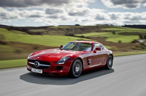 2010 Mercedes SLS AMG | by John Chow dot Com