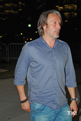 Mads Mikkelsen #1 | Here's another actor who impressed me ...