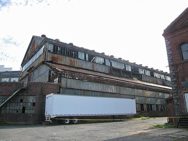 Tour Brooklyn Navy Yard