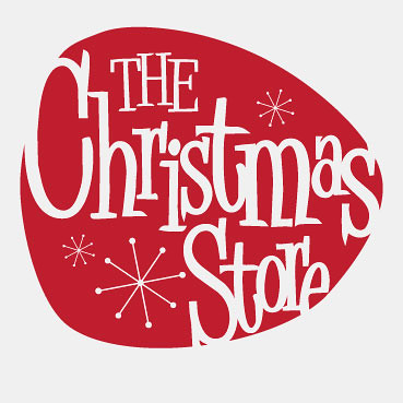 The christmas store logo the christmas store came to me for The christmas shop