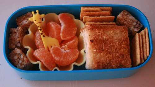 zoo trip bento snack | by anotherlunch.com