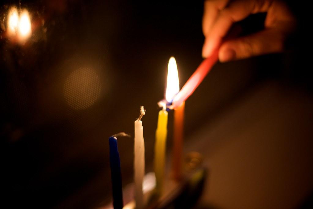 Nice Lighting The Menorah   By Bgolub Lighting The Menorah   By Bgolub Nice Design