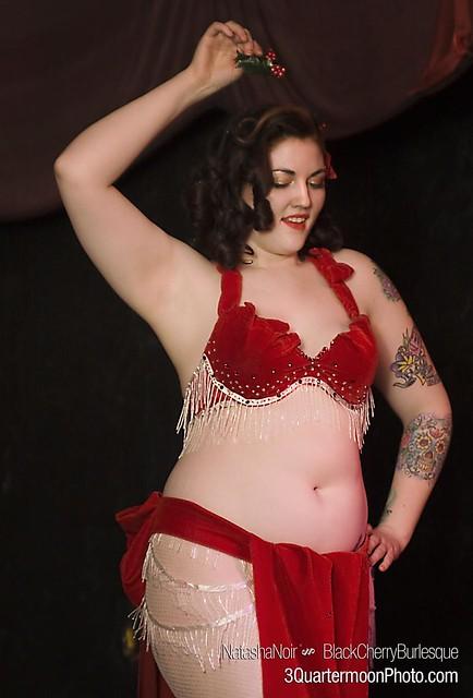 Black cherry burlesque