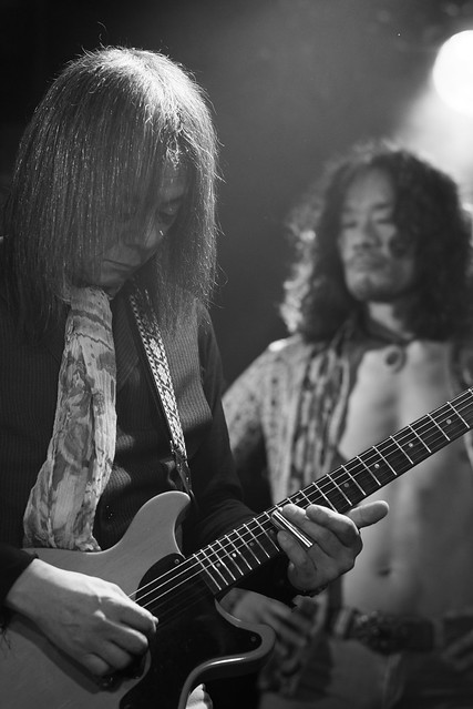 Tangerine live at 獅子王, Tokyo, 17 Feb 2017 -00259