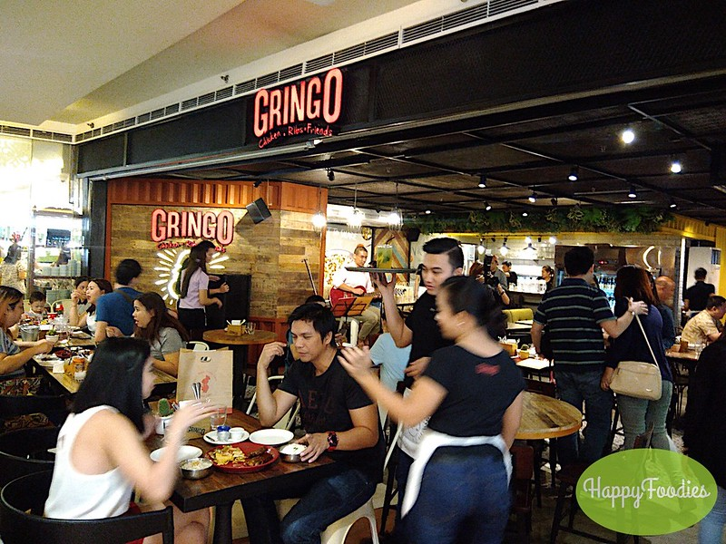 At the Gringo Megamall branch