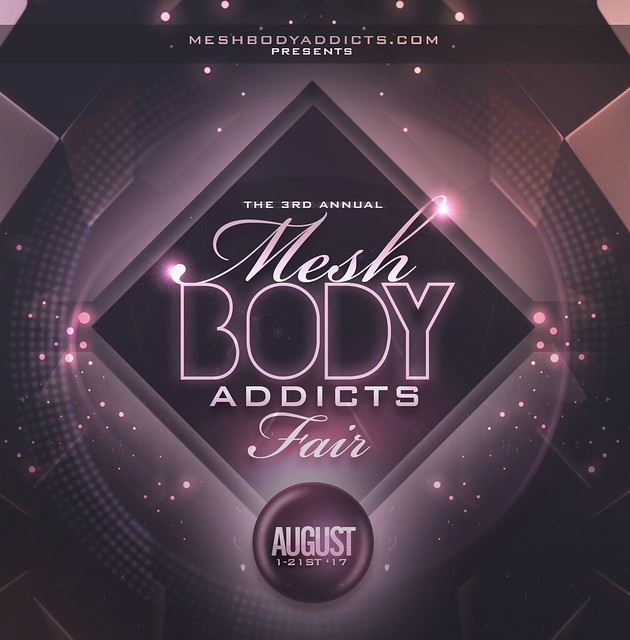 Mesh Body Addicts Fair 3