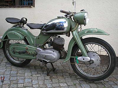 Nsu Nsu 201 Zb Super Lux 1955 Mobile De Willem S Knol
