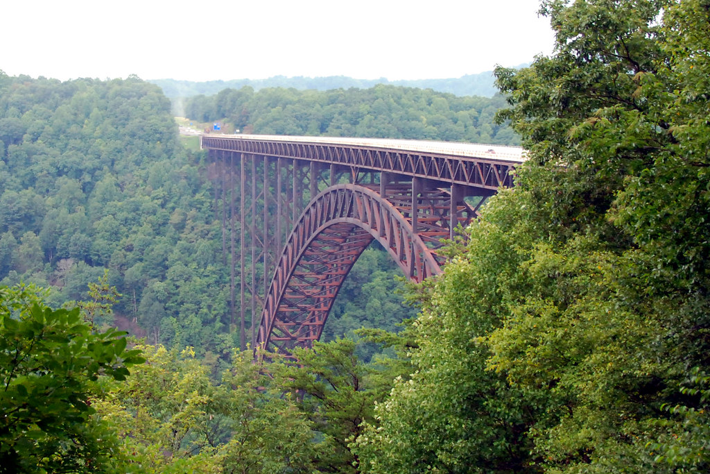 gauley bridge single guys Gauley river hawks nest state  the largest single span arch bridge in the  having been in the coal mine gives one a healthy respect for the guys and gals that .