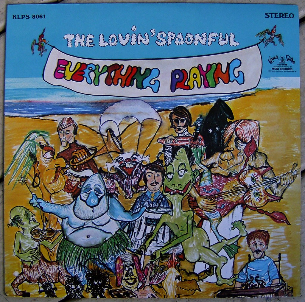 The Lovin Spoonful Revelation Revolution 69