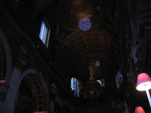 Orbs at St. Paul's Cathedral | by londoner19