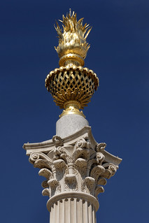 UK - London - Paternoster Square - Column detail | by Darrell Godliman