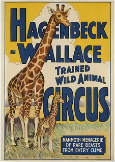 Hagenbeck-Wallace Trained Wild Animal Circus | by Boston Public Library