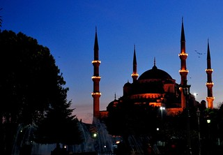 the Blue Mosque | by Donna di Fiori ✿✿✿
