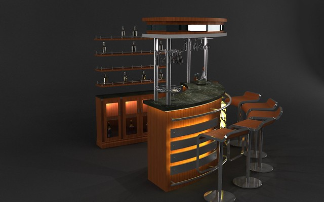 Bar counter design gaurav sudan flickr - Bar counter design ...