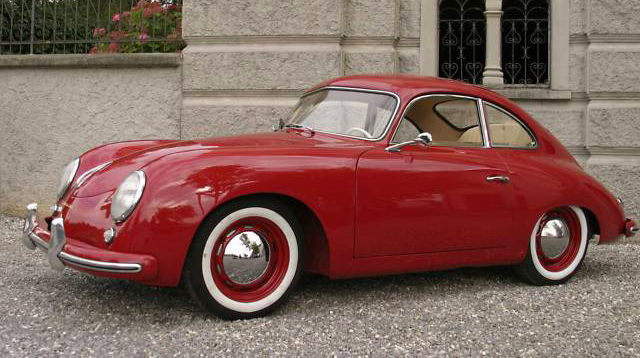 1953 Porsche 356 Pre A Coupe Also Known As Quot Knickscheibe