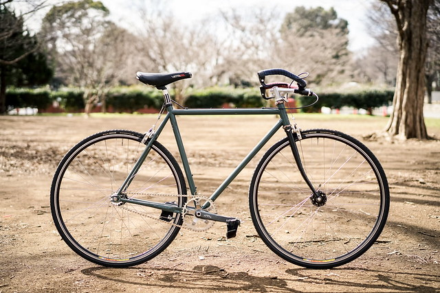 *SURLY* steamroller complete bike