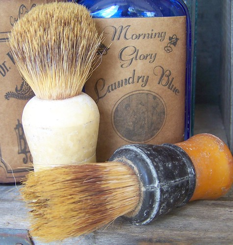 Old Shaving Brushes | by Out on a Whim Studio