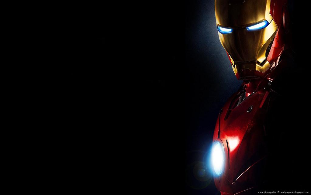Iron Man Wallpaper 34447: Iron Man Desktop Wallpaper 1680x1050 02
